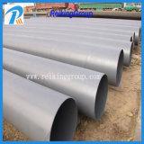 Stahlrohr-Oberflächenpoliergranaliengebläse-Maschine