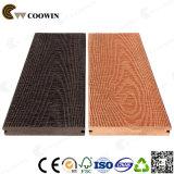 セリウムFsc SGS ISOの証明のWPC/Woodのプラスチック合成のDecking/の屋外のフロアーリング