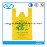 Sacs à provisions en plastique de HDPE