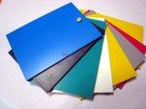 Panneau coloré de mousse de PVC de panneau de PVC