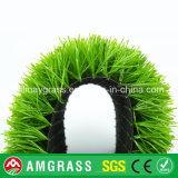 A falsificação ajardinando do futebol da boa qualidade/esportes do futebol lanç o gramado sintético da grama/relvado artificial do futebol