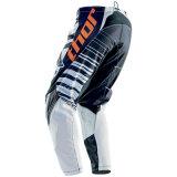 Motocross su ordinazione arancione dell'attrezzo del MX di alta qualità che corre i pantaloni (MAP01)
