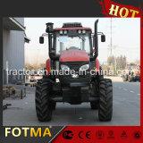 145HP аграрный трактор, четырехколесный трактор фермы (KAT 1454)