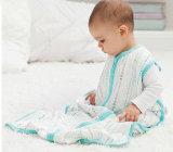 De baby onderaan Baby kleedt de Pasgeboren Mousseline van de Baby van de Slaap