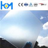 poli Soalr vetro strutturato di vetro Tempered del comitato di 10W 18V