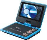 Дом 7-дюймовый портативный DVD плеер (МЛ-718A)