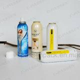 Lata de aerosol de aluminio para el cuerpo Aerosol del perfume de la fragancia (PPC-AAC-019)