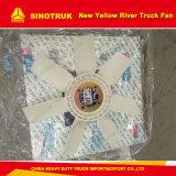 De originele Nieuwe Gele Ventilator van de Motor van Yuchai van de Delen van de Vrachtwagen van de Plicht van de Rivier Sinotruk Middelgrote