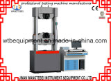 Machine de test universelle servo électrohydraulique automatisée par Wth-W600