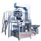 Máquina de embalagem rotativa de cereais