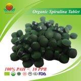 Fabrication Fournir la tablette de spiruline organique