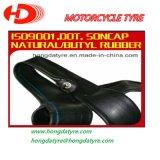 La moto partie le tube 2.50-18 de moto de qualité