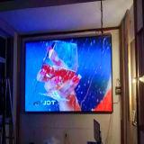 P3.91high 정의 광고를 위한 실내 임대 풀 컬러 LED 스크린 전시