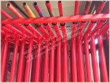 Frames van de Steiger van het Type van Slot van de snelheid de Poeder Met een laag bedekte