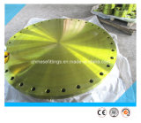 ANSI A105 RF Carbon Steel Forged Blind Flange Pipe