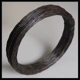 Q195 Bwg18 Black Anneed Twisted Wire