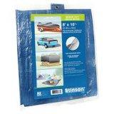 Leichte blaue Plane-mittlere Gewicht Camo Plane-silberne Hochleistungsplane