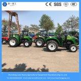 中国の農業装置動くか、またはコンパクトな40HPの耕作するか、またはWalk/4または庭または芝生または小さいディーゼル農場トラクター