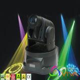 Déplacer la tête de lumière LED/éclairage de scène/15W Mini spot LED Déplacer la tête (QC-LM004)