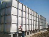 Grande tanque de armazenamento composto da água do tanque de água SMC do volume