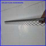 금속에 의하여 직류 전기를 통하는 합동 코너 구슬
