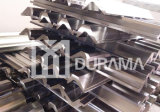 Top Punch Gooseneck, Top Tooling, Top Punch, Upper Tooling, Square Die, Moldes quadrados Multi-V para Press Brake