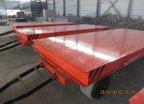 Heißer verkaufenc$tri-welle 20FT ziehender Flachbettschlußteil für Ladung-Transport