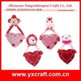 バレンタインの装飾(ZY13L931-1-2-3-4)のハングのバレンタインの写真フレーム