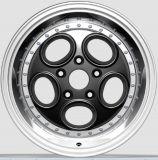 차를 위한 알루미늄 Rotiform 복사 합금 바퀴