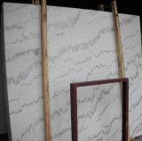 Tabouret blanc de LaChinese Marbleb