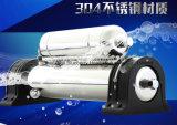 aço inoxidável 304 Chlorine-Free Undersink Estágio duplo purificador de água