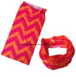 Fabrik Soem-Erzeugnis-Polyester 25*50cm kundenspezifisches nahtloses magisches Tubies Hoorag