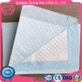 Prodotti medici a gettare impermeabili di carta non tessuti Underpad