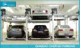 Elevador nivelado do enigma 2 que desliza o sistema do estacionamento do carro