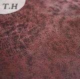 Tessuto del sofà della pelle scamosciata dei 2015 commerci all'ingrosso