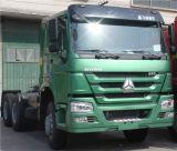 Sinotruk 토우 트랙터 420HP HOWO 6X4 트럭 트랙터 헤드