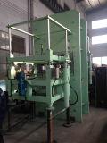Prensa de moldeo del neumático de la carretilla elevadora/máquina de vulcanización de goma del neumático sólido/neumático sólido que cura la prensa