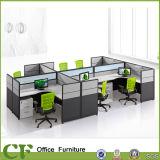 Módulo de mobiliário de escritório 6 Office Seat Office Desk Desk