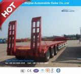 13m кровать Semitailer 3 Axle низкая или Lowboy трейлер тележки Semi