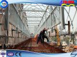Struttura d'acciaio Buliding prefabbricato per il museo (FLM-023)