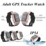 Verlorene der PAS-ältere GPS Antikarte Verfolger-Uhr-UnterstützungsSIM (T59)