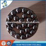 Bola de acero de carbón de la precisión de Taian/bola de acero inoxidable/bola del acerocromo