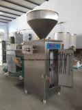 Remplissage automatique de machine/saucisse de remplissage de saucisse de vide