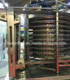 Macchinario multiplo del congelatore di spirale di alta efficienza di senso di surgelamento
