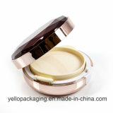 Kosmetische Verpakking van de Kruik van de Kruik van de Stijl van de luxe de Kosmetische Plastic