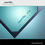 Landvac عازل للصوت فراغ منتجات الزجاج للزجاج باب المرآب