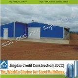養鶏場のための軽い鉄骨構造の建物