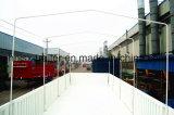 Approved трейлер тележки бортовой стены Axles 33ton ISO CCC 3