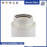 Elemento de filtro elevado da taxa de fluxo da recolocação industrial