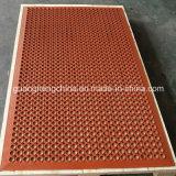 Tapetes de borracha Anti-Static antiderrapagem resistência a óleo Anti-Fatigue do tapete de borracha antiderrapante